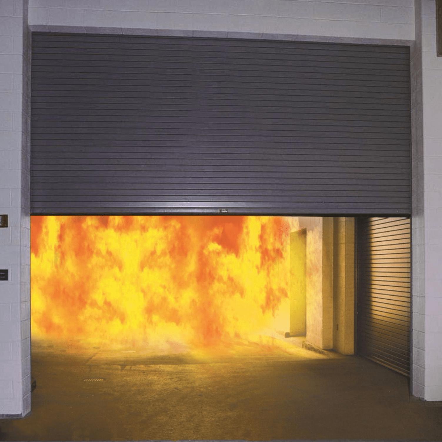 VES Specialists Fire Garage Door
